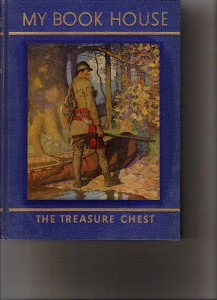 My Book House The Treasure Chest book cover