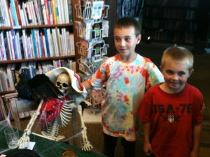 kids with boney