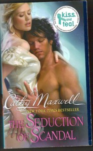 The Seduction of Scandal by Cathy Maxwell