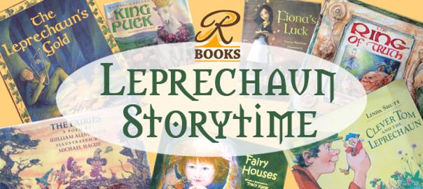 Range & River Books Leprechaun Storytime