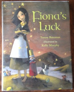 Fiona's Luck, another strong woman character stands up to the Leprechaun King