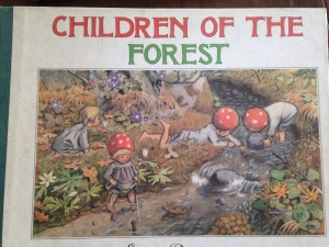 Children of the Forest is one of Elsa Beskow's best