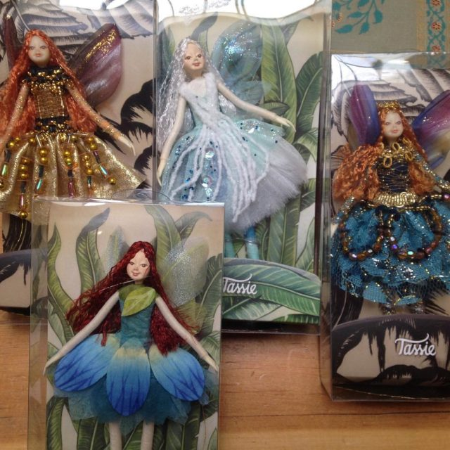 Look at these beautiful little flower fairies that just arrived!hellip