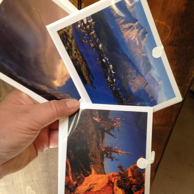 Nice scenic Eastern Sierra cards by Andy Selters have beenhellip