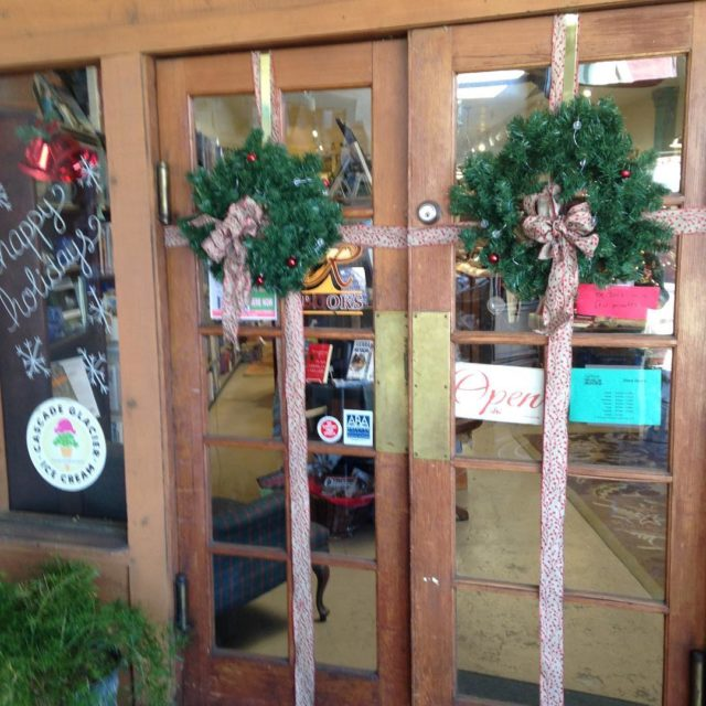 Open these doors to get started in some serious Christmashellip