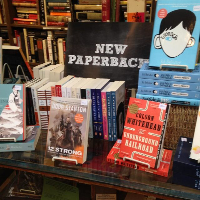 An exceptional batch of new paperbacks just arrived! Dont waithellip
